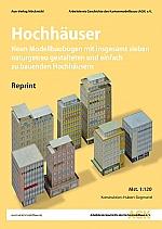 Hochhäuser 1:120