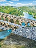 Pont du Gard 1:300