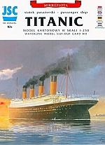 Titanic 1:250