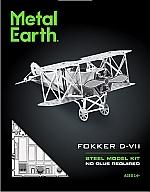 Fokker D-VII Metal Earth