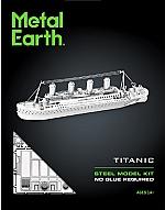 Titanic Metal Earth