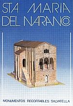 Sta Maria Del Naranco