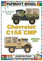 Chevrolet C15A CMP 1:48