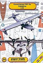 Catalina PH-PBY 1:50