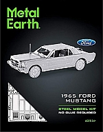 Ford Mustang Coupe 1965 Metal Earth