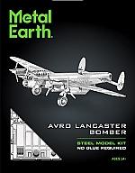 Lancaster Bomber Metal Earth