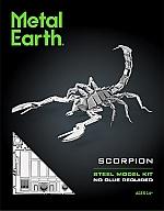 Scorpion Metal Earth