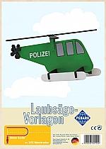Figuurzaag voorbeeld Helicopter