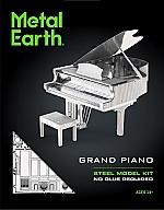 Grand piano Metal Earth