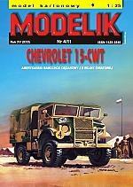 Chevrolet 15-CWT 1:25