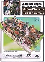 Hafen-Diorama 1:250