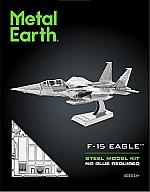 F-15 Eagle Metal Earth