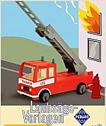 Figuurzaag voorbeeld brandweerauto