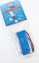 Eitech Batterij Houder met schakelaar - 2 x AA