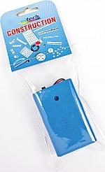 Eitech Batterij Houder met schakelaar - 3 x AA