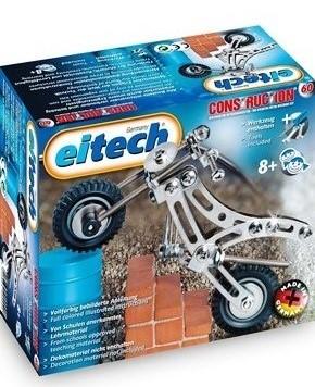 Eitech constructie crossmotor