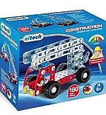 Eitech constructie brandweerauto
