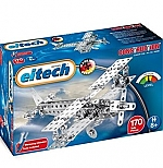 Eitech Constructie Propeller vliegtuig