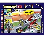 Merkur constructie motor