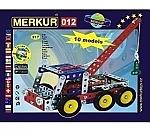 Merkur constructie takelwagen