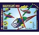Merkur constructie helicopter