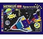 Merkur constructie spaceshuttle