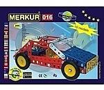 Merkur constructie buggy