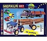 Merkur constructie vrachtauto