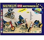 Merkur constructie motorbikes