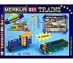 Merkur constructie treinen