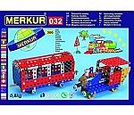 Merkur constructie spoorweg modellen