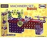 Merkur constructie machinery set basic