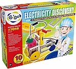 Gigo 7059 - Ontdek elektriciteit   vanaf 8 jaar