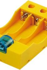 7328-W85-E1 Batterijhouder met remote ontvanger