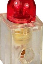 7050-W85-6RA  Lamp rood