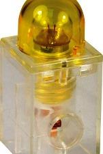 7050-W85-6YA  Lamp geel