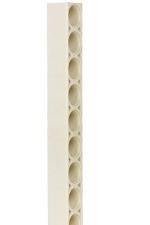 7026-W10-C1S Staaf 11 gaten