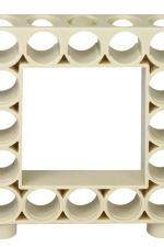 7026-W10-V1S Frame vierkant