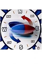 Kompasmagneet | vanaf 3 jaar