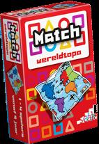 Match wereldtopo | vanaf 9 jaar