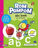Rompompom abc boek | 4 - 6 jaar