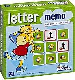 Rompompom Lettermemo | 4 - 6 jaar