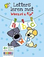Letters leren met Woezel & Pip | 4 - 6 jaar