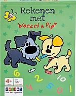 Rekenen met Woezel & Pip | 4 - 6 jaar