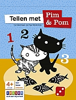 Tellen met Pim & Pom groep 1 - 2