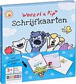 Woezel & Pip schrijfkaarten | 3 - 5 jaar