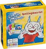 Dolfje Weerwolfje spellingskwartet vanaf 7 jaar