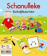 Schanulleke schrijfkaarten | 3 - 5 jaar