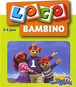 Puzzel mee met Koning Koos, Sassa en Toto | 3 - 5 jaar