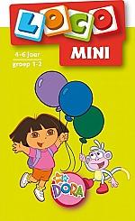 Samen spelen met Dora | 4 - 6 jaar